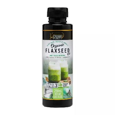 Pressed Purity Flaxseed Oil