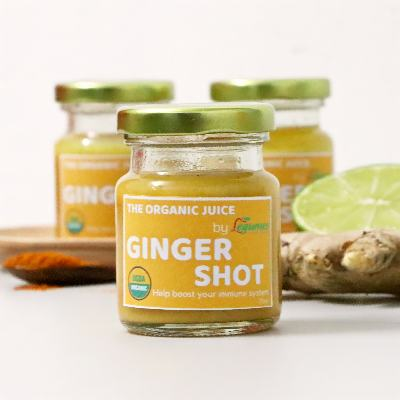 Organic Ginger Shot