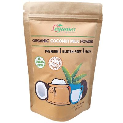 Organic Coconut Milk Powder Vegan